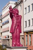 Richard Wagner conducts Bayreuth Royalty Free Stock Photo