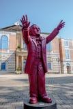 Richard Wagner conduz Bayreuth imagem de stock royalty free