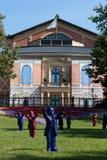 Richard Wagner leitet Bayreuth Lizenzfreie Stockfotos