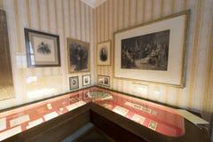 Richard Wagner museum, Lucerne stock photo