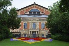 Richard Wagner Opera House Stock Images