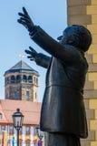 Richard Wagner stock photo