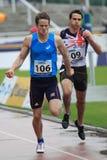 Richard Yates - obstáculos de 400 m Imagem de Stock