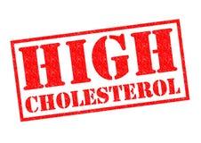 Riche en cholestérol photographie stock