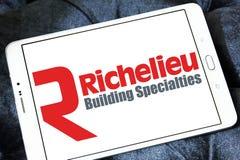 Richelieu硬件公司商标 库存照片