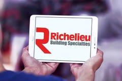 Richelieu narzędzia firmy logo Fotografia Stock