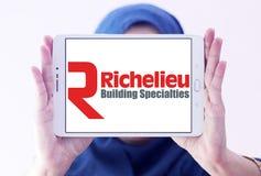 Richelieu narzędzia firmy logo Zdjęcie Royalty Free