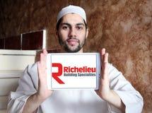 Richelieu narzędzia firmy logo Obraz Royalty Free