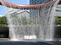 richesse de fontaine Image stock