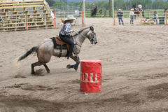 Richest Indian Rodeo royalty free stock photos