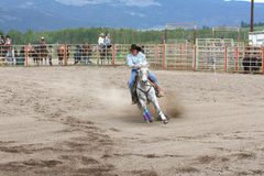 Richest Indian Rodeo Stock Photography