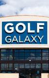 Golf Galaxy Retail Store Exterior Stock Photo