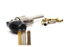 Richiami e pistola Fotografia Stock Libera da Diritti