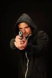 Richie Gun Lizenzfreies Stockfoto