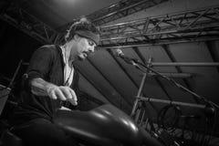 Richie Kotzen σε Circolo Magnolia MI 04-09-2017 Στοκ Φωτογραφίες