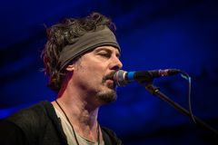 Richie Kotzen at Circolo Magnolia MI 04-09-2017 Stock Photo