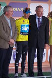 Richie Porte Stock Photography