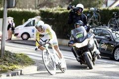 Richie Porte Cyclist Australia Lizenzfreie Stockbilder