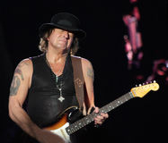 Richie Sambora royalty free stock photo