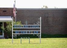 Richland Masonic Lodge, Millington, TN. Richland Masonic Lodge of Free and Accepted Mason number 748, Millington, TN stock images