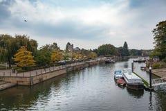 Richmond auf Themse Stockfotos