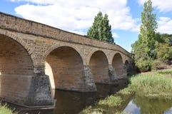 Richmond-Brücke Lizenzfreie Stockfotos