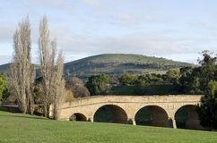 Richmond Bridge, Tasmania, Australia Royalty Free Stock Image