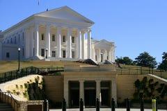 Richmond constructiva de capital Virginia Fotografía de archivo