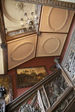 Richmond duke house interior display, Royalty Free Stock Images