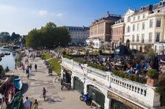 Richmond, Londen. Royalty-vrije Stock Afbeeldingen