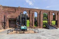Richmond National Battlefield Park in Virginia Stock Photos