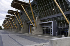 Richmond Olympic Oval Stock Images