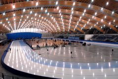 Richmond Olympic Oval Royalty Free Stock Images