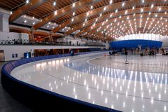 Richmond Olympic Oval Royalty Free Stock Photo