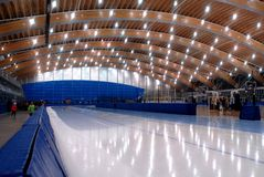 Richmond Olympic Oval Royalty Free Stock Image