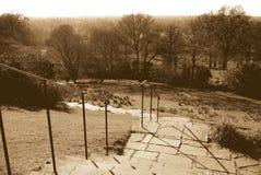 Richmond-Park Stockbild