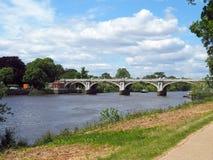 Richmond Railway Bridge Stock Images