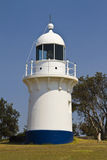 Richmond river lighthouse Royalty Free Stock Photography