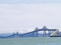 Richmond San Rafael Bridge royalty free stock photography