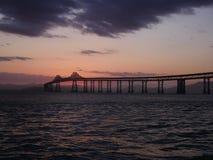 Richmond San Rafael bro royaltyfria bilder