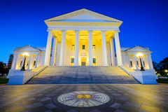 Richmond State Capitol fotografia de stock