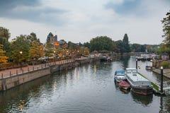 Richmond sur la Tamise Image libre de droits