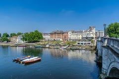 Richmond Upon Thames fotografie stock libere da diritti