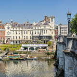 Richmond Upon Thames Stockbild