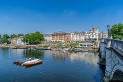 Richmond Upon Thames Royalty Free Stock Photos