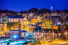 Richmond Virginia Neighborhoods Imagens de Stock