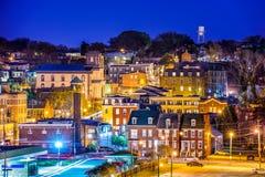 Richmond Virginia Neighborhoods Stock Images
