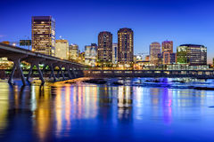 Richmond, Virginia Skyline stock photos