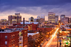 Richmond, Virginia royalty free stock image