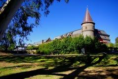 Richmond-Waldung-Weinkellerei stockfotos